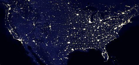 usa lights nasa lights usa pics about space