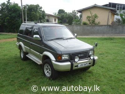 Isuzu Panther Parts isuzu panther for sale buy sell vehicles cars vans