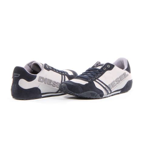 diesel shoes diesel shoes solar fashion grey new ebay