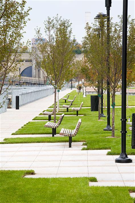 the west harlem piers park by w architecture 171 landscape