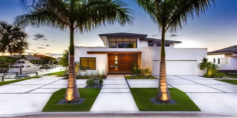 modern home exterior trends designs and ideas 2018 2019