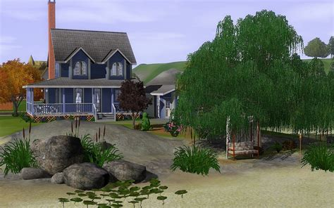 shores cottages mod the sims rock shores cottage