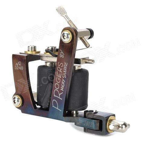 zooliner tattoo machine a004 fashion design tattoo machine liner shader gun