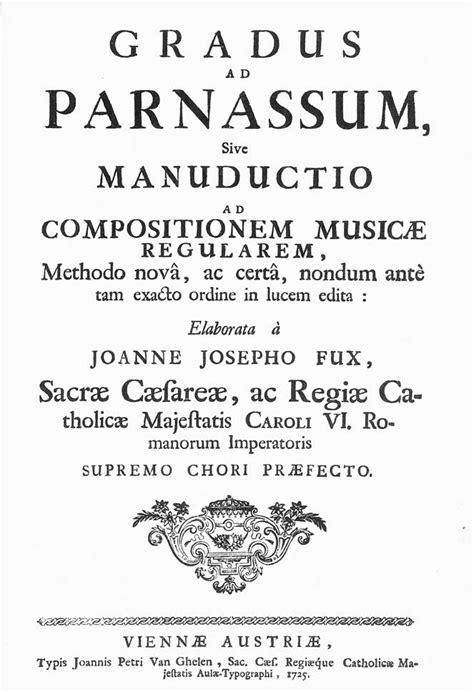 Gradus ad Parnassum - Wikipedia, la enciclopedia libre