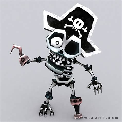 skeleton pattern in casting animation toonpets skeletons