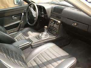 1984 Porsche 944 Interior 1984 Porsche 944 Interior Www Imgkid The Image Kid