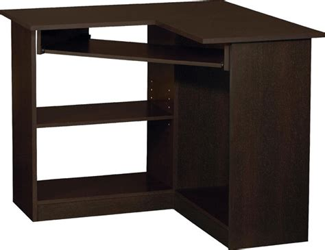 Essential Home Corner Computer Desk Review Space Saving Desk Space Saving Corner Desk