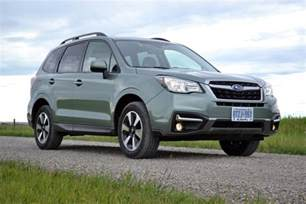 Subaru Forester Hybrid 2019 Subaru Forester Redesign Concept Release Date