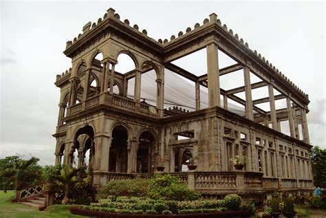deserted places an abandoned mansion in the philippines