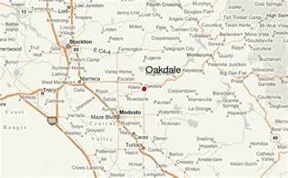 oakdale california location guide
