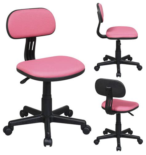 pink task office chair traditional office chairs
