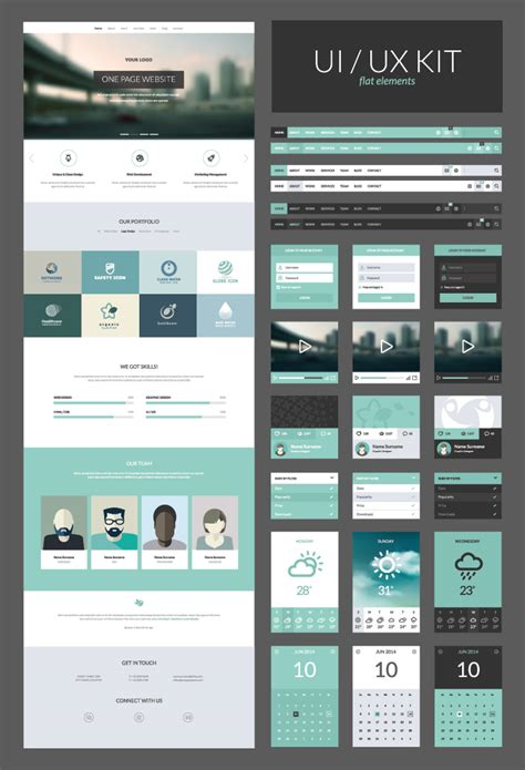 Website Templates To Suit All Your Business And Personal Design Needs The Shutterstock Blog Smartphone Website Template