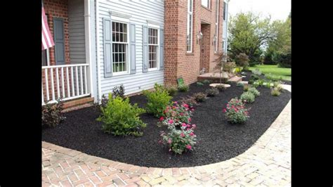 front yard landscape ideas ryan s landscaping 717 632 4074 hanover pa 17331 youtube