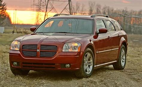 dodge magnum rt car and driver