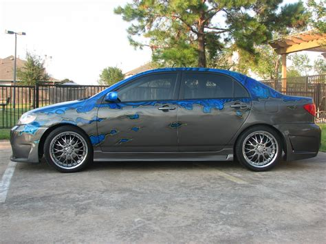 modified toyota toyota corolla modified cars pictures
