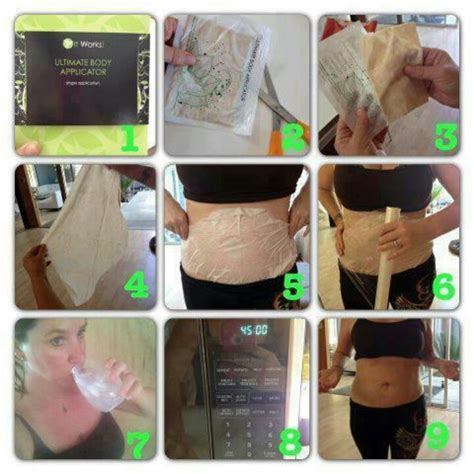 How To Detox Wrap At Home by 17 Best Images About Wraps On Wraps