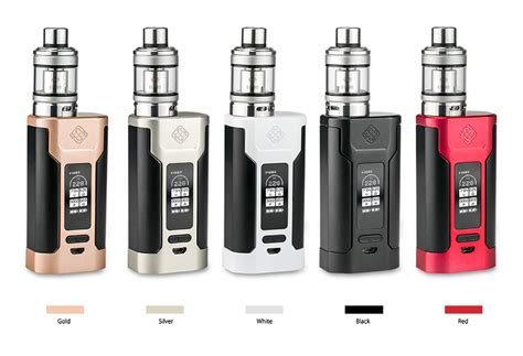 Wismec Predator 228 by Wismec Predator 228 Box Mod Elabo Tank Kit Review