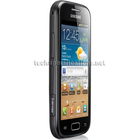 galaxy ace mobile phone technical specifications of samsung i8160 galaxy ace2