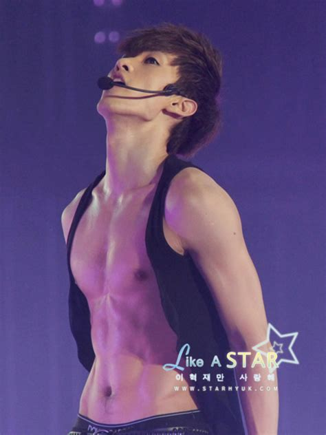 super junior donghae abs kpop abs shrine super junior ultimate abs post