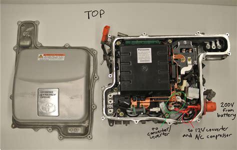 converter hybrid how to turn on the gen 2 prius 200v 12v dc dc converter