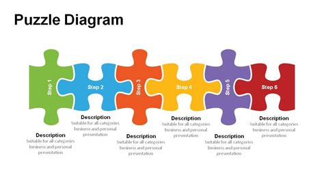 Puzzle Piece Powerpoint Template Free Best Template Exles Puzzle Pieces Template For Powerpoint