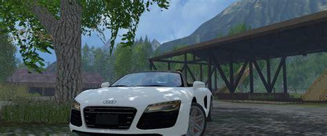 Audi Rs4 Unterhalt by Ls 15 Audi R8 Spyder V 1 1 Pkws Mod F 252 R Landwirtschafts