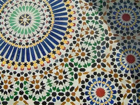 fabric pattern moroccan for centuries in the imperial moroccan city of fes