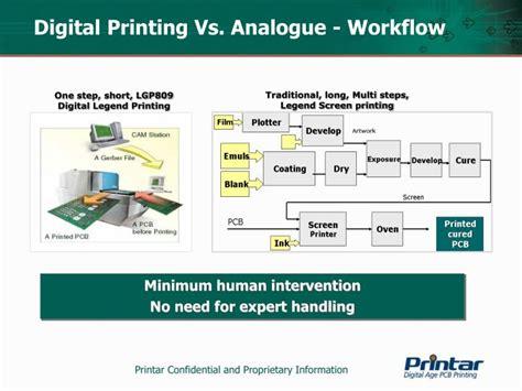 digital printing workflow ppt advanced digital pcb inkjet legend printing system