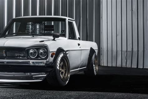 nissan hakotora hakotora 1974 datsun ute hakosuka skyline truck