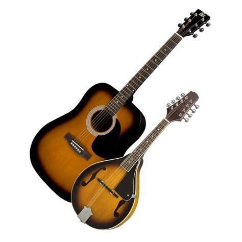 Gitar Mandolin acoustic guitar and mandolin 79 99 mybargainbuddy
