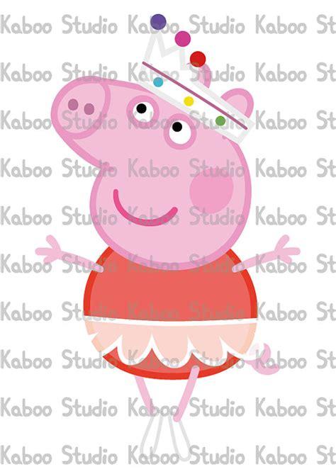 Peppa Pig Ballerina Clip Art | peppa pig ballerina clipart