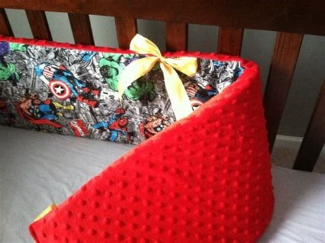Marvel Baby Bedding by Crib Bedding I Could Sew Something Like This