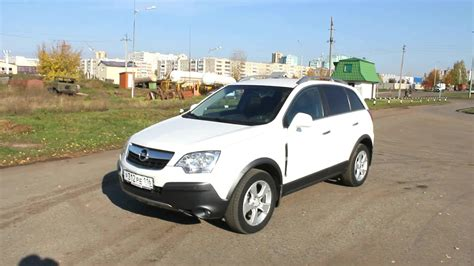 2008 Opel Antara Photos Informations Articles