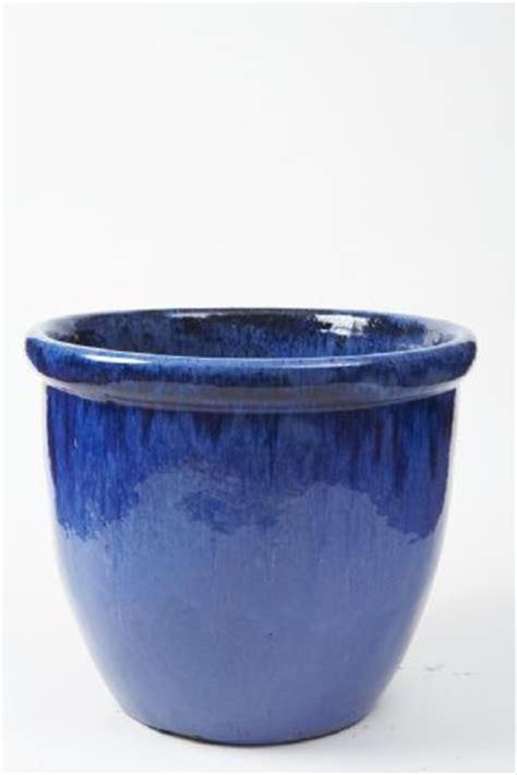 Blue Garden Pots Flower Vase Blue Vases Sale