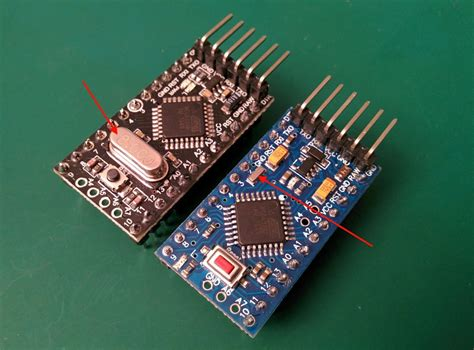 arduino pro mini  mhz
