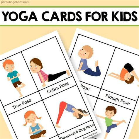 free printable yoga cards for preschoolers 43 best favorite women of fitness images on pinterest