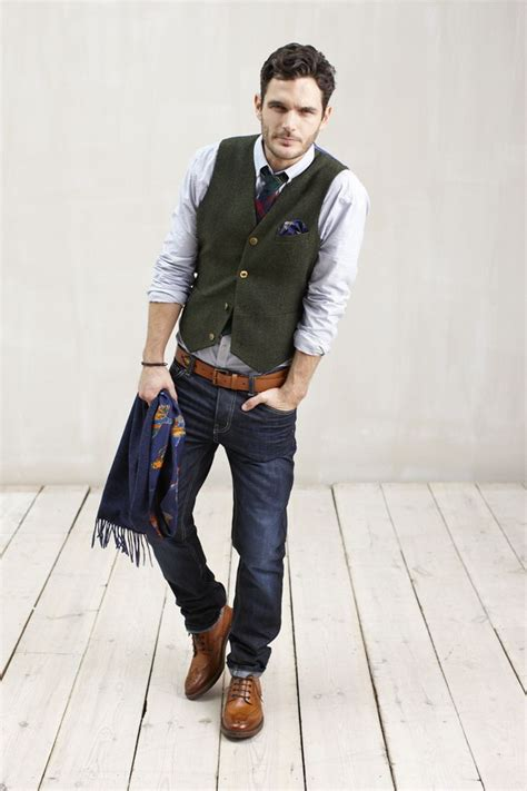 A Cheap Way To Try The Menswear Inspired Patent Cap Trend By Wetseal by Joules Mens Herringbone Tweed Waistcoat With Look