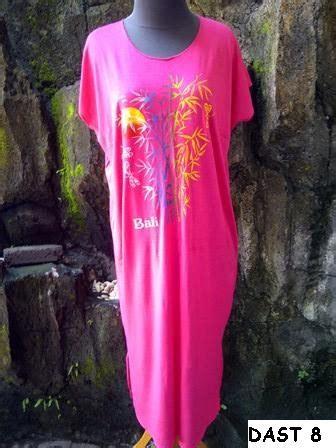 Mukena Najwa Renda Kirana Bali By Vanzaa baju bali murah daster bambu