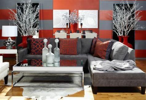 wohnzimmer rot grau luxus wohnzimmer einrichten 70 moderne einrichtungsideen