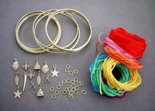 Gelang India Bangles how to make a unique bracelet craft