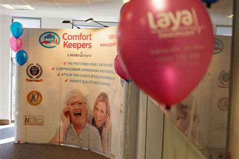 comfort keepers cork comfort keepers partner with laya healthcare to launch new