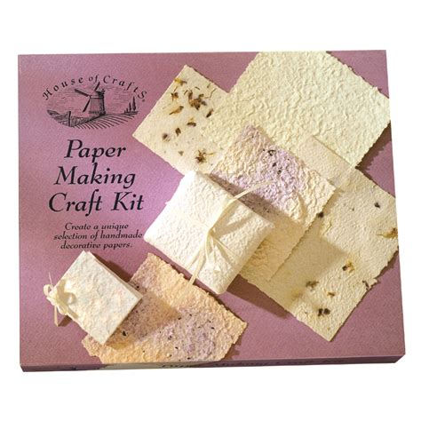 Paper Made Crafts - paper craft kit house of crafts