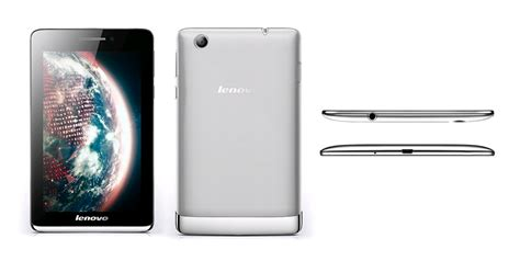 Tablet Lenovo S5000 larger image for lenovo s5000 phone tablet 7 mtk 8125 silver expansys hong kong