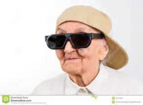 cool stock cool grandma stock photo image 45371693