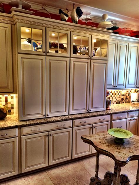 kitchen cabinet display from lowe s shenandoah winchester cabinets in pantry and built in china cabinets designed by