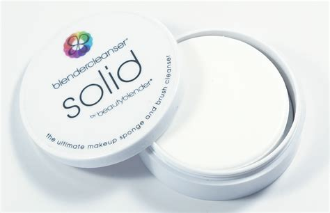 Blender White And Solid Cleanser five products i m thankful for collective