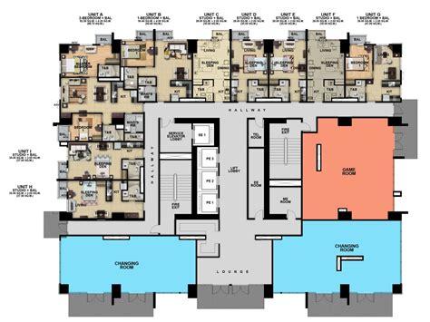 Luxury Penthouse Floor Plans Manhattan Garden City In Araneta Center Ian S Notes