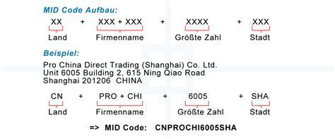 was ist der manufacturers identification code kurz mid - Boat Manufacturer Identification Code