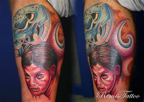 semen demon tattoo remistattoo gallery gallery black and