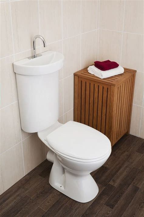 toilets and basins for small bathrooms 32 stylish toilet sink combos for small bathrooms digsdigs